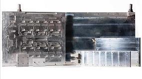 Foto de Placas de refrigeraci�n l�quida para IGBT
