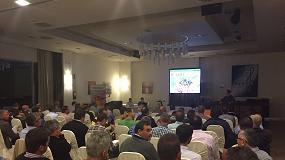 Fotografia de Grupo Agrotecnolog�a acerca los beneficios de Politec a m�s de un centenar de profesionales del Campo de Cartagena