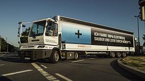 Foto de Camiones eléctricos equipados con Allison reducen las emisiones de Múnich
