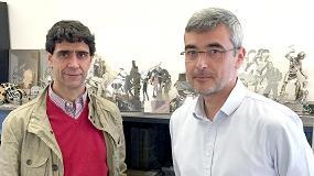 Picture of Josep Muntal instala en Oxiter Girona una desbarbadora de alta potencia