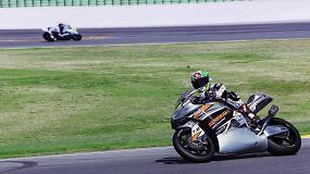 Foto de El equipo de Moto2 TransFIORmers utiliza la impresión 3D metálica para su sistema de suspensión delantera