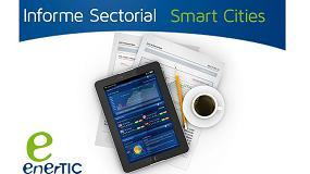 Fotografia de El nuevo informe de enerTIC analiza la situaci�n de la eficiencia energ�tica y la sostenibilidad en las Smart Cities