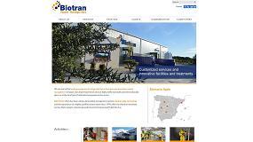 Picture of Biotran publica su p�gina web en catal�n e ingl�s