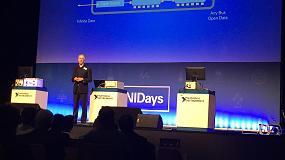 Foto de NIDays 2016 aborda las principales novedades y tendencias tecnológicas de este año