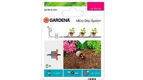 Foto de Nueva comunicación para el sistema Micro Drip de Gardena