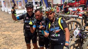 Foto de El Mapei Olsemar Team repite podio en la Titan Desert 2016