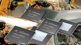 Foto de Kit para aplicaciones de control de motores XMC de Infineon