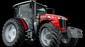 Foto de La serie MF 6700 completa a los tractores Global Serie de Massey Ferguson