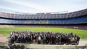 Foto de El Camp Nou acoge un workshop con lo último en automatización