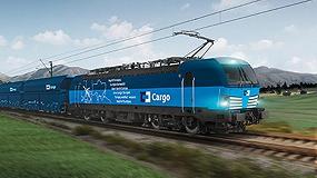 Foto de La empresa checa de transporte ferroviario ČD Cargo encarga cinco locomotoras Vectron