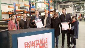 Foto de III edición del concurso de Ideas Empresariales Industriales para jóvenes 'TKGune Fabrikazioa'