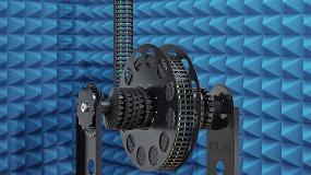 Foto de El tambor enrollable para cadenas portacables prueba su eficacia en el escenario