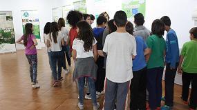 Foto de La exposición de Cicloplast está presente en la semana de reciclaje impulsada por el ayuntamiento de Catarroja
