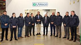 Foto de Uvesco ampl�a y renueva la plataforma log�stica de Ir�n para duplicar su capacidad de producto fresco