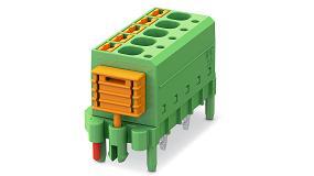 Foto de RS comercializa los bornes para PCB de la gama Skedd de Phoenix Contact