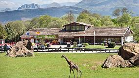 Foto de El restaurante del Parque de la Naturaleza de Cabárceno se renueva con Altro