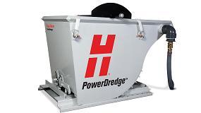 Foto de La unidad de extracción de abrasivos a chorro de agua PowerDredge de Hypertherm ya está disponible en todo el mundo