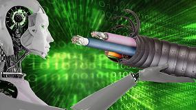 Foto de Cable de robot 'inteligente' que predice el futuro