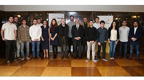 Foto de Se entregan los premios del XI Concurso Aula Cerámica Hispalyt