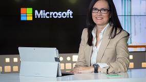 Foto de Entrevista a Luisa Izquierdo, directora de Recursos Humanos de Microsoft Ibérica