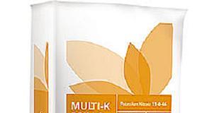 Foto de Multi-K Prills de Haifa, nuevo producto para solventar los problemas de nutrición de los frutales en periodos de lluvia intensos