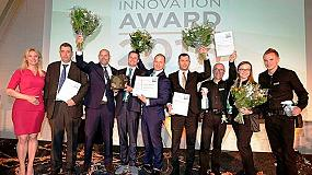 Picture of ISSA/Interclean Amsterdam 2016 proclama ganador a la Innovaci�n a Sealed Air Diversey