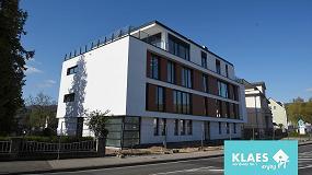 Foto de Nuevo edificio de oficinas en la sede central de Horst Klaes GmbH & CO KG
