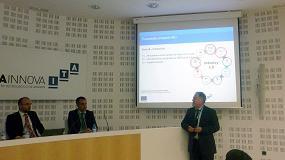 Foto de Éxito del segundo workshop Industria 4.0 del CEP en Zaragoza