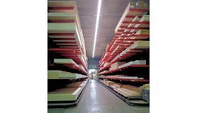 Picture of Holzwerkstoffe Gfeller: M�s espacio para almacenamiento y mayor eficiencia
