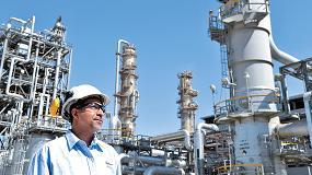 Picture of Sabic destaca la innovaci�n con la planta de purificaci�n de CO2 m�s grande del mundo en su Informe de Sostenibilidad