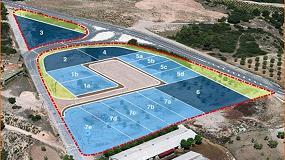Picture of Incas�l vende una parcela industrial del sector Plana del Riu d'Arnes (Tarragona)