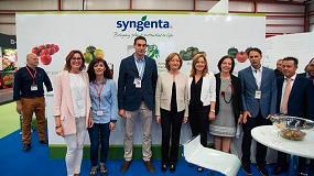 Foto de Syngenta participa en Expolevante 2016 presentando sus novedades en tomate, calabacín, melón y sandía