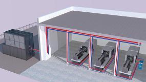 Foto de Soluciones de GS Tècnic para la refrigeración en la industria del plástico