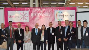 Picture of La agrupaci�n espa�ola cont� con el importante apoyo institucional del embajador de Espa�a en Argelia