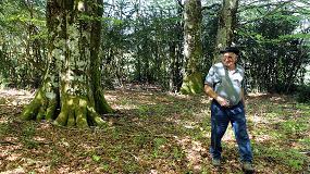 Foto de COSE se acerca al día a día de los propietarios forestales