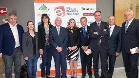 Picture of Un grupo de empresas apuesta por la innovaci�n del sector en los VII premios Dise�o y Sostenibilidad del Envase y Embalaje