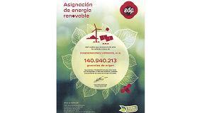 Foto de La f�brica de Isover, en Azuqueca de Henares, recibe el Diploma EDP por asignaci�n de energ�a renovable