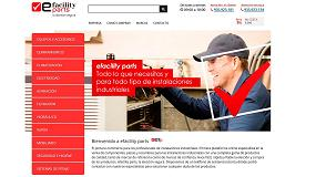 Picture of Nace Efacility Parts, un nuevo portal de e-commerce de suministros industriales
