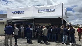 Foto de Gran éxito de Pieralisi en la Feria de Montoro