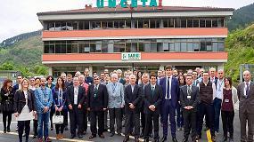 Foto de 92 empresas acudieron a la celebración del 30 aniversario de Sariki