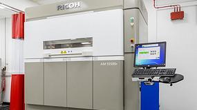Foto de La 1� impresora Ricoh dise�ada para soportar materiales de alta funcionalidad, ya disponible en Europa
