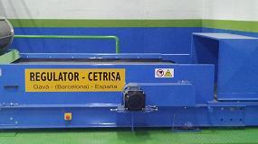 Fotografia de Regulator-Cetrisa instala sus equipos de separaci�n de metales en la planta de ACS Recycling