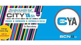 Picture of Exaprint lanza CityYa, un nuevo servicio de entrega el mismo d�a