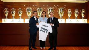 Foto de Microsoft y la Fundación Real Madrid amplían y renuevan su alianza de colaboración en materia educacional