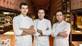 Fotografia de Disfrutar se proclama �Mejor Nuevo Restaurante Europeo�