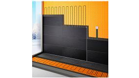 Foto de Nuevo sistema Schlüter-DITRA-HEAT-E para el calentamiento eléctrico de revestimientos cerámicos