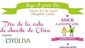 Foto de Citoliva organiza el 'Día de la cata del Aceite de Oliva' en Jaén