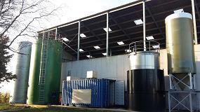 Foto de Una innovación tecnológica facilitará la producción de biofertilizantes a partir de digerido de plantas de biogás