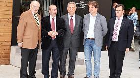 Foto de Gran �xito en la ampliaci�n del almac�n de madera de Gabarr� en Fuenlabrada (Madrid)
