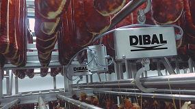 Foto de Nueva aplicaci�n de Dibal para el control del curado en secaderos